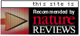 This site is recommended by Nature Reviews!